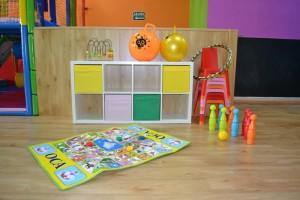 Detalle de zona de juegos infantil | www.migranfiesta.es