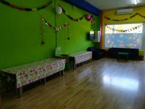 Decoración del local   www.migranfiesta.es