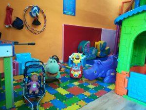 Zona de juegos infantil | www.migranfiesta.es